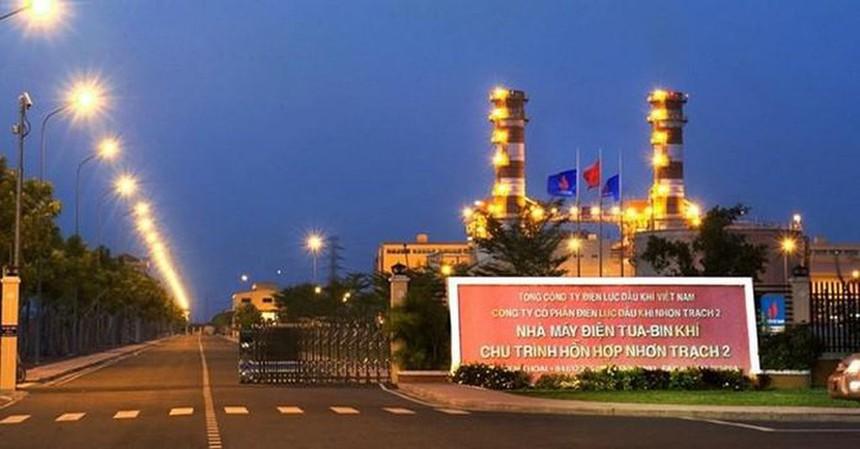 Khó khăn kép của Công ty cổ phần Điện lực dầu khí Nhơn Trạch 2