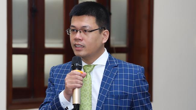 Ông Nguyễn Anh Dương, Trưởng ban Nghiên cứu tổng hợp, Viện Nghiên cứu quản lý kinh tế Trung ương (CIEM).