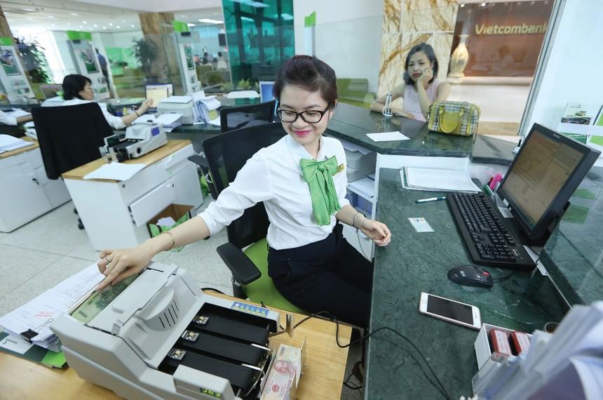 Năm 2020, Vietcombank dự kiến tăng trưởng lợi nhuận cao hơn 15% so với năm 2019.