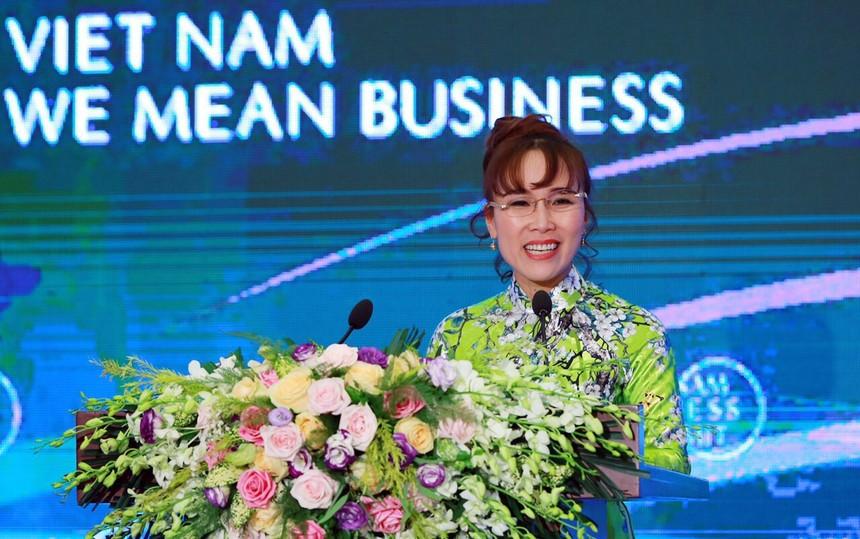 Bà Nguyễn Thị Phương Thảo là tỷ phú USD duy nhất của Việt Nam có tài sản tăng so với 1 năm trước