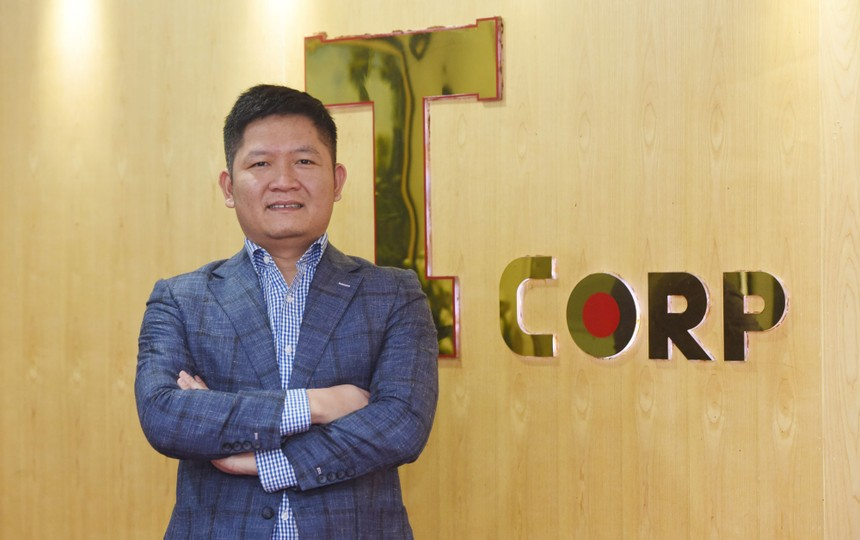 Ông Phạm Thanh Tùng, Chủ tịch CTCP Chứng khoán Trí Việt.