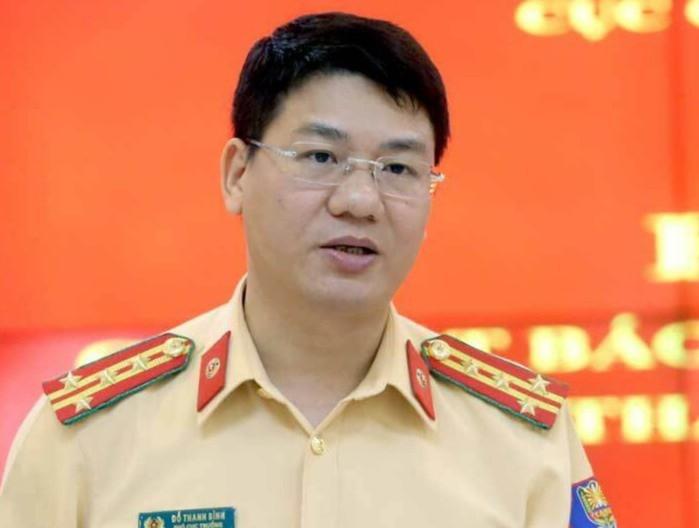 Đại tá Đỗ Thanh Bình - Phó Cục trưởng Cục CSGT, Bộ Công an.