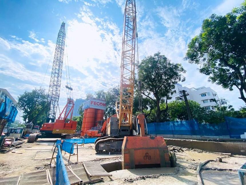 Đầu tư cổ phiếu ngành xây dựng: Đãi cát tìm vàng