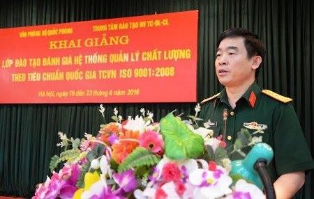 Thủ tướng bổ nhiệm Chính ủy Cảnh sát biển Việt Nam