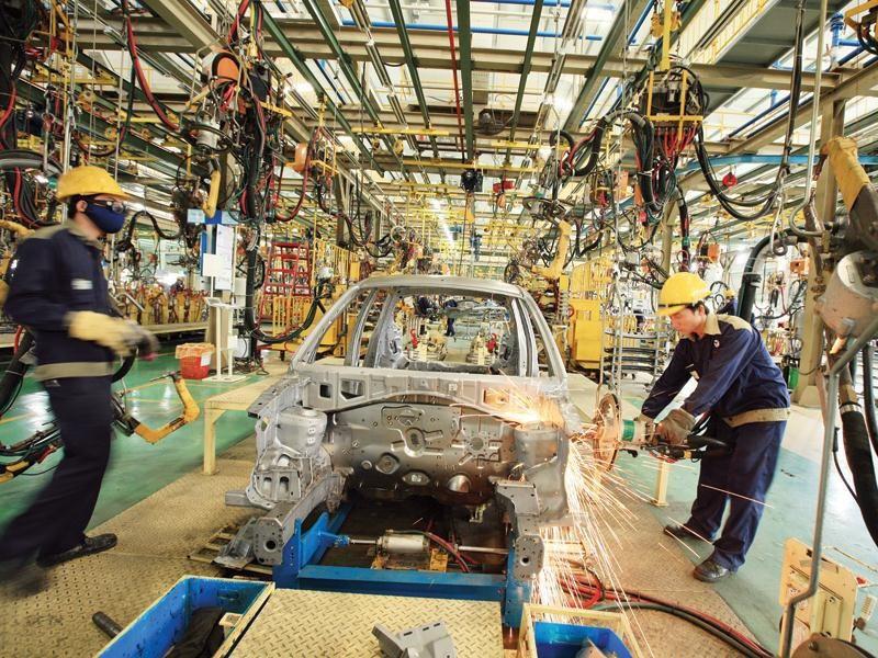 Tương quan về sản lượng giữa xe sản xuất, lắp ráp trong nước và xe nhập khẩu trong trung và ngắn hạn thay đổi theo hướng tăng về số lượng xe sản xuất, lắp ráp. Tuy nhiên do lượng ô tô nhập khẩu ngày càng tăng nên lợi thế này đang mất dần.