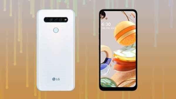 LG Q61. (Nguồn: gizbot.com).