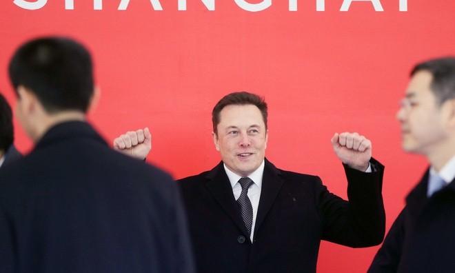 Đây chính là khoản tiền đầu tiên trong 12 đợt thanh toán tiền thưởng của Tesla cho Elon Musk. Ảnh: Getty.