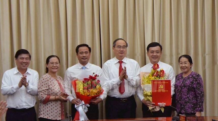 Ban Bí thư Trung ương Đảng chỉ định nhân sự mới tại thành phố Hồ Chí Minh