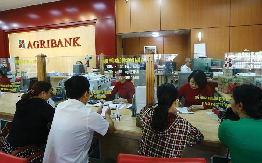 Agribank dự kiến dư nợ thực hiện cơ cấu cho khách hàng trong quý II và quý III/2020 tăng lên khoảng 90.000 tỷ đồng.