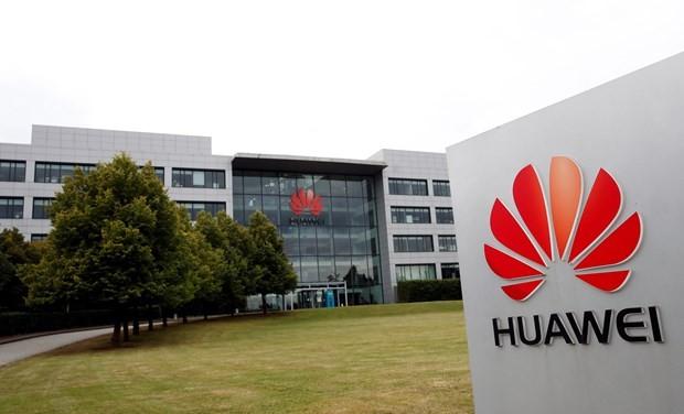 Anh đã loại bỏ Huawei khỏi các dự án 5G ở nước này. (Ảnh: Reuters).