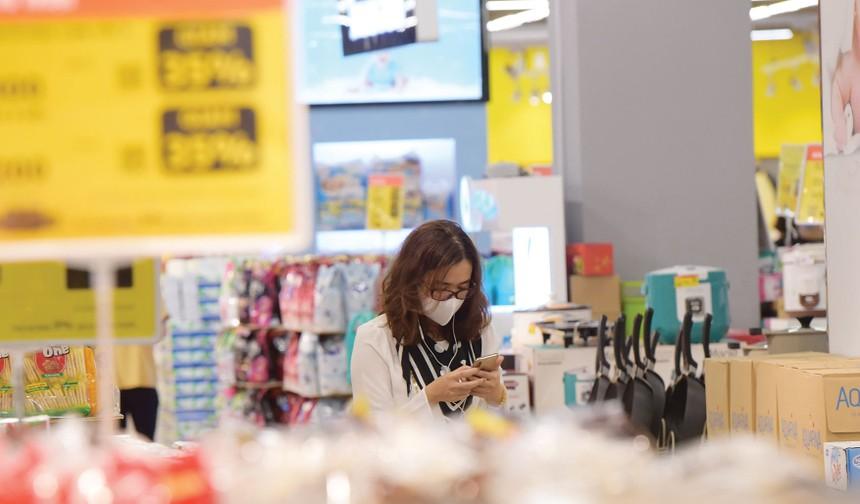 89% người tiêu dùng đang và sẽ thay đổi cách thức mua sắm.