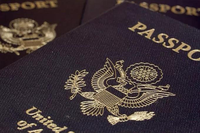 Hộ chiếu Mỹ trong một ảnh chụp ngày 6/5/2012. Ảnh: Flickr.