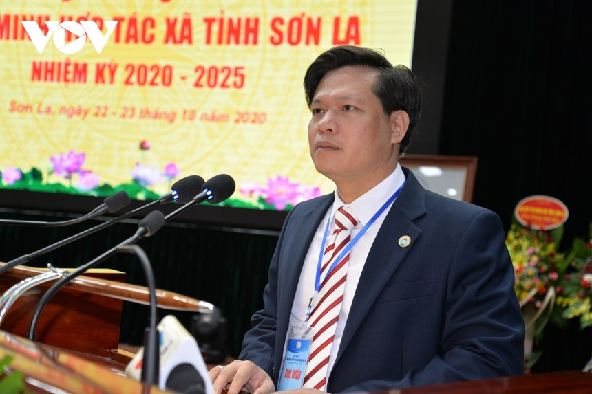 Ông Lê Tiến Lợi tiếp tục được tín nhiệm bầu giữ chức Chủ tịch Liên minh HTX tỉnh Sơn La.