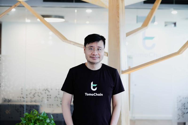 Ông Long Vương, Nhà sáng lập và Giám đốc điều hành TomoChain cho biết thương vụ M&A với công ty Lition sẽ giúp TomoChain đáp ứng đa dạng yêu cầu của khách hàng và hướng đến mở rộng thị trường quốc tế. Ảnh: TomoChain.