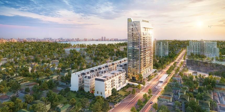 Dự án Grandeur Palace - Giảng Võ của chủ đầu tư Văn Phú - Invest.