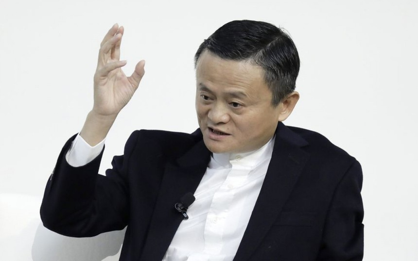 Jack Ma là một trong những tỷ phú giàu nhất tại Trung Quốc hiện nay. Ant Group được xem là dự án khởi nghiệp lớn nhất của ông ở tuổi xế chiều. (Ảnh: Bloomberg).