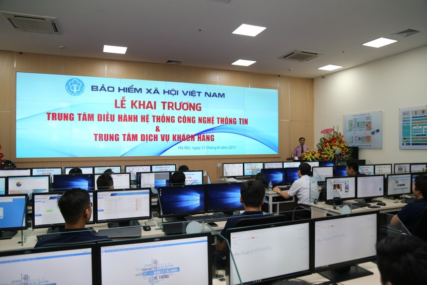 Bảo hiểm Xã hội Việt Nam tiếp tục là cơ quan đứng đầu về ứng dụng công nghệ thông tin