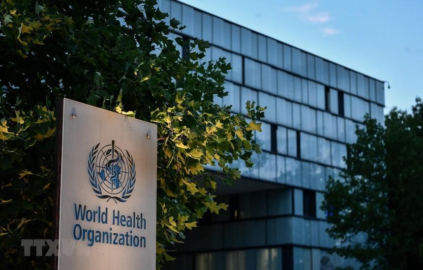 Trụ sở Tổ chức Y tế Thế giới (WHO) tại Geneva, Thụy Sĩ, ngày 17/8/2020. (Ảnh: AFP/TTXVN).