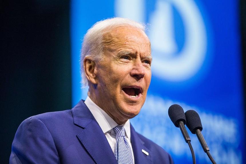 Ứng viên tổng thống đảng Dân chủ Mỹ Joe Biden (Ảnh: AFP).
