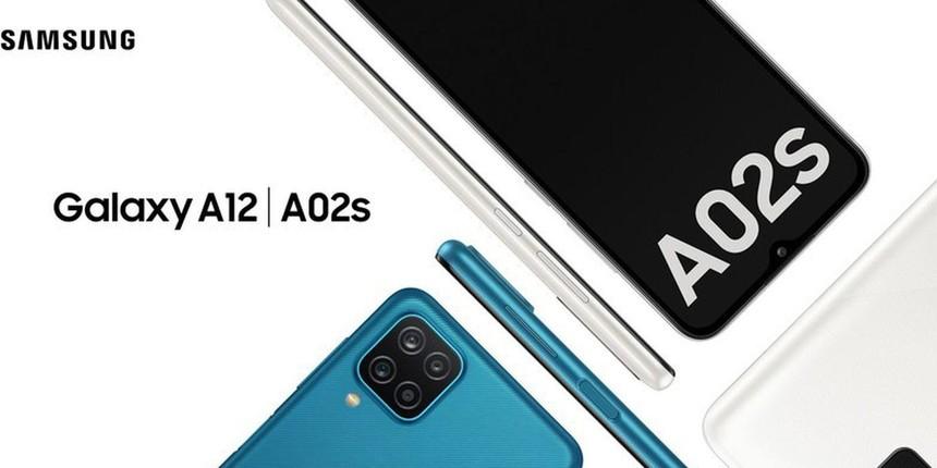 Samsung Galaxy A12 và A02s: Điện thoại dưới 5 triệu gây ấn tượng với màn hình 6,5 inch tràn viền và được trang bị camera macro