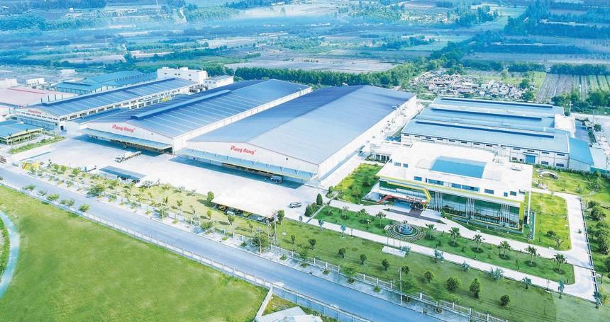 Hiệu quả kinh doanh của Rạng Đông Holdings khá thấp so với các doanh nghiệp cùng ngành
