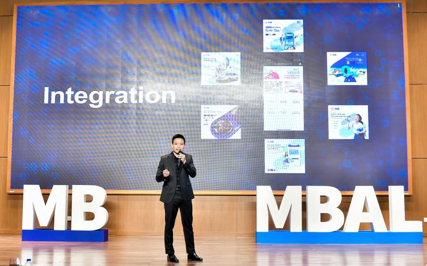 Ông Vũ Hồng Phú - Tổng Giám đốc MB Ageas Life tại buổi lễ ra mắt sản phẩm bảo hiểm trực tuyến trên MB App ngày 18/1/2021.