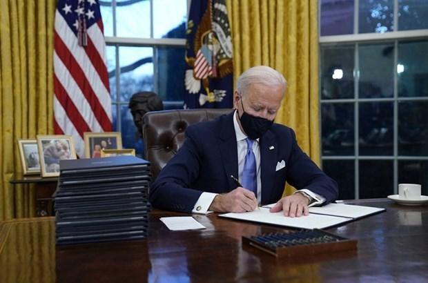 Tổng thống Mỹ Joe Biden (Nguồn: TTXVN).