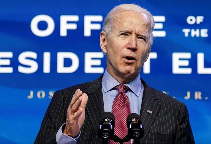 Tổng thống Mỹ Joe Biden. (Ảnh: Reuters).