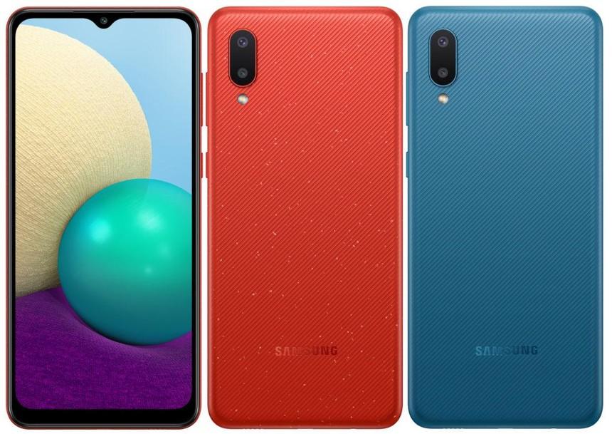 Samsung Galaxy A02: Điện thoại giá rẻ phù hợp cho các bạn trẻ yêu thích công nghệ và chụp ảnh