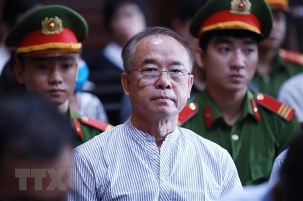 Bị can Nguyễn Thành Tài. (Nguồn: TTXVN).