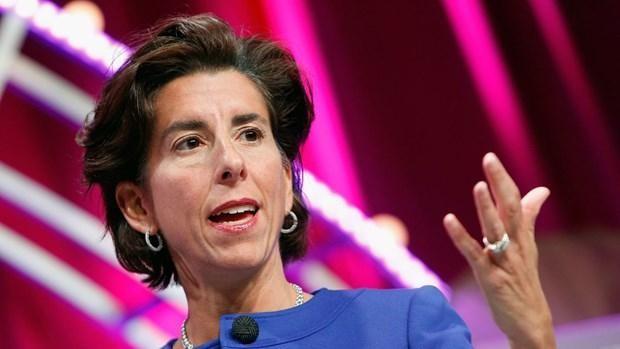 Bà Gina Raimondo trở thành Bộ trưởng Thương mại Mỹ. (Nguồn: CNN).