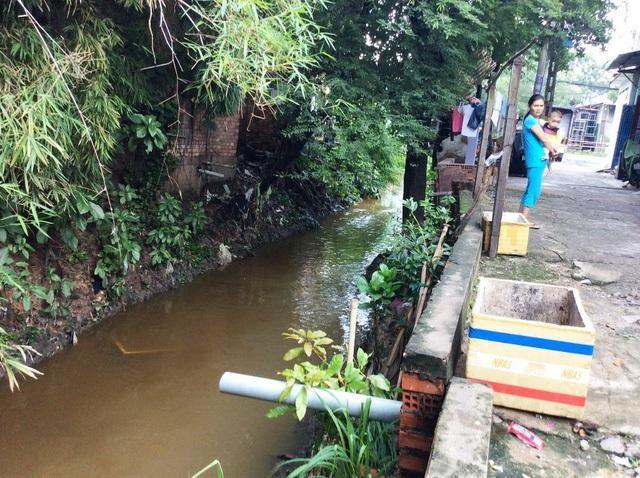 Kênh Hy Vọng được cải tạo sẽ góp phần chỉnh tra đô thị và chống ngập cho sân bay Tân Sơn Nhất.