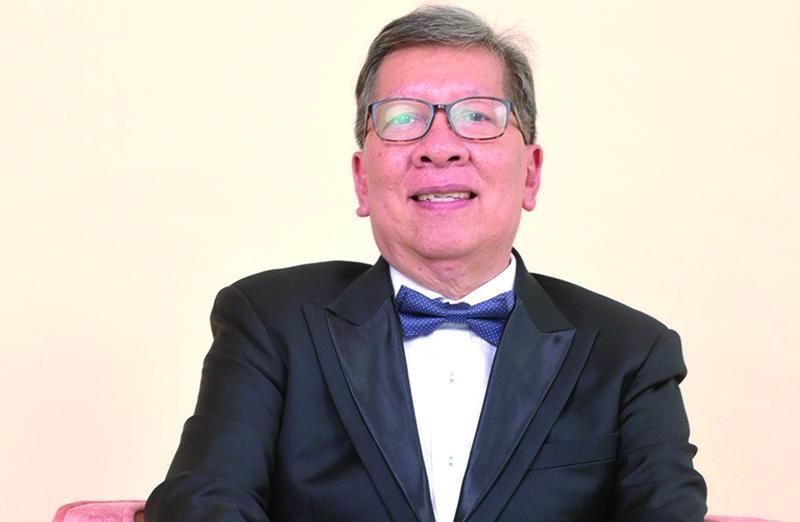 Ông Huỳnh Trung Khánh, Phó chủ tịch Hiệp hội Kinh doanh vàng Việt Nam.