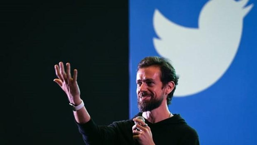 CEO Twitter Jack Dorsey. (Nguồn: AFP/Getty Images).