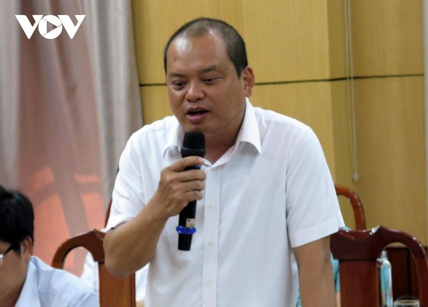 Ông Hà Đức Thắng, Phó Trưởng Ban Quản lý Khu kinh tế Dung Quất và các Khu công nghiệp Quảng Ngãi giữ chức vụ Phó Giám đốc Sở Công Thương tỉnh Quảng Ngãi.