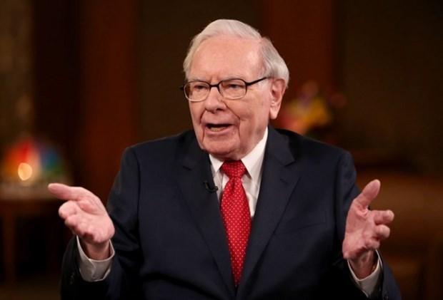 Warren Buffett. (Nguồn: Medium.com).
