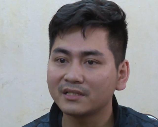 Đối tượng Hoàng Tiến Việt.