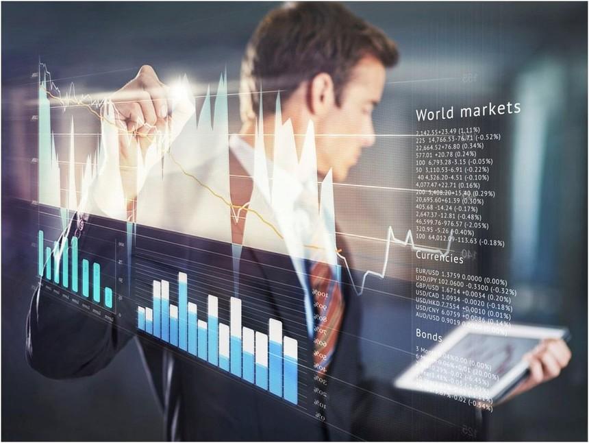 Biến động thị trường gia tăng, nhà đầu tư đua nhau giao dịch phái sinh