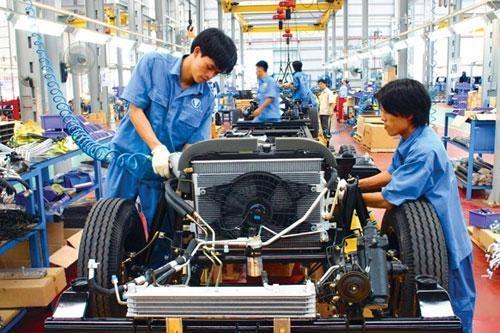 Hoạt động mua hàng hóa đầu vào đã tăng thành mức cao nhất trong 20 tháng.