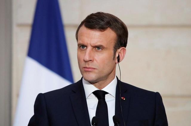 Tổng thống Pháp Emmanuel Macron (Ảnh: Reuters).