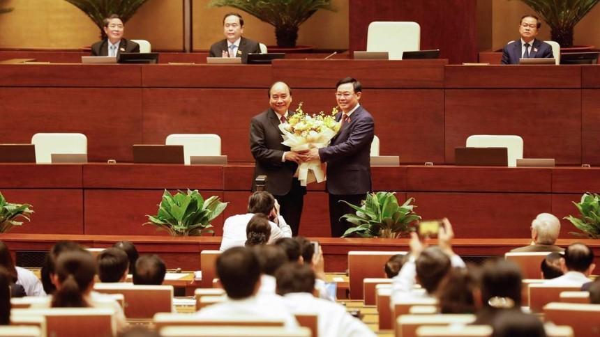 Ông Nguyễn Xuân Phúc đã được miễn nhiệm chức vụ Thủ tướng Chính phủ và đề cử giữ chức Chủ tịch nước thay ông Nguyễn Phú Trọng.