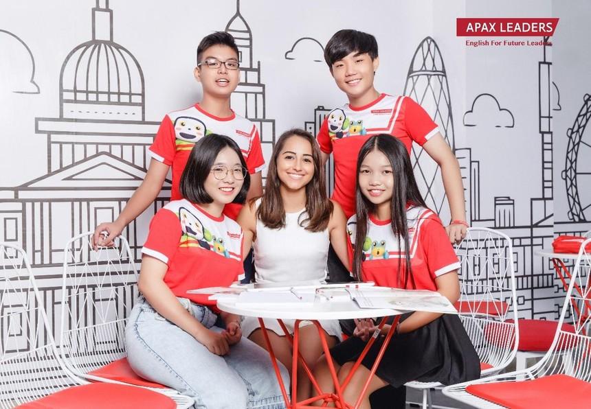 Apax English/Apax Leaders là hệ thống Anh ngữ hàng đầu Việt Nam với 125 trung tâm, trải khắp 31 tỉnh, thành trên toàn quốc.