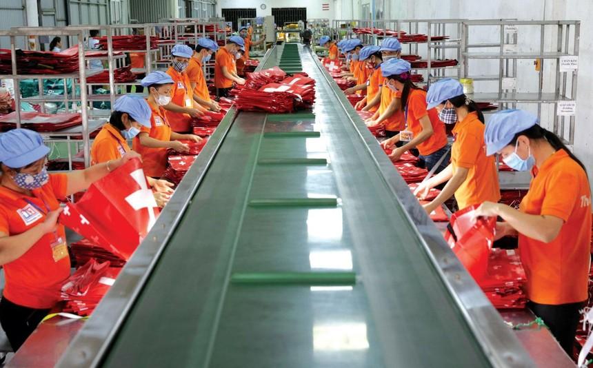 Thuận Đức chủ động nguồn nguyên liệu nhờ công nghệ tái sinh nhựa PP