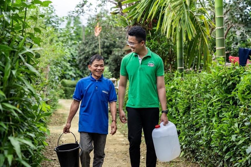 Huda hỗ trợ 5 tỉnh miền Trung tiếp cận nước sạch trong năm 2021