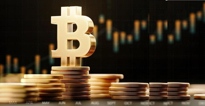 """Giá Bitcoin hôm nay ngày 15/4: Bitcoin tạm lắng sau khi lên đỉnh, đồng meme Dogecoin phi mã """"lên mặt trăng"""""""