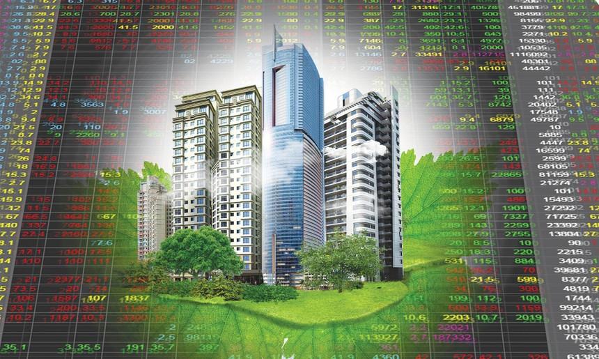 Bất động sản là một trong những nhóm ngành có số lượng doanh nghiệp nhiều nhất trên sàn chứng khoán.