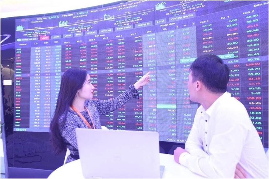 Thị trường điều chỉnh, nhà đầu tư đẩy mạnh giao dịch phái sinh