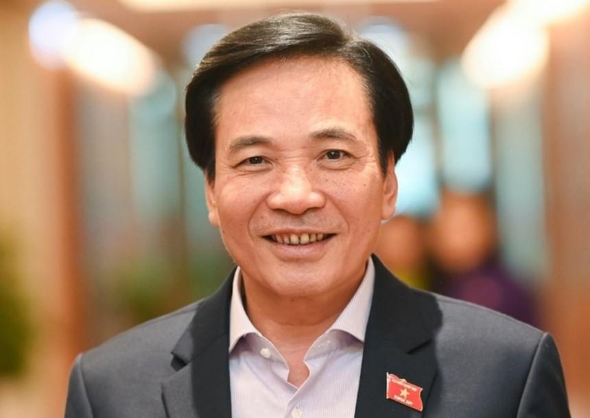 Ông Trần Văn Sơn - Bộ trưởng, Chủ nhiệm Văn phòng Chính phủ.