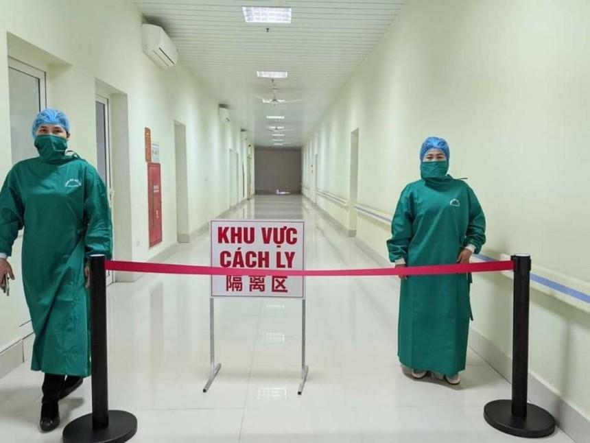 Hải Phòng đã cách ly y tế và lấy mẫu xét nghiệm COVID-19 đối với 4 người đi chuyến bay từ Nhật Bản về Đà Nẵng ngày 7/4 vừa qua, cùng chuyến bay với BN 2899. (Ảnh minh họa).