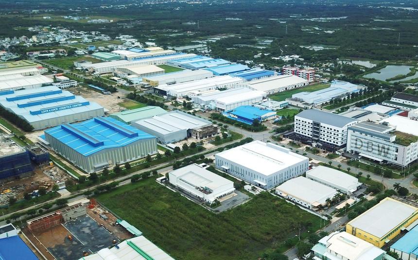 ITA sở hữu quỹ đất khu công nghiệp lớn.